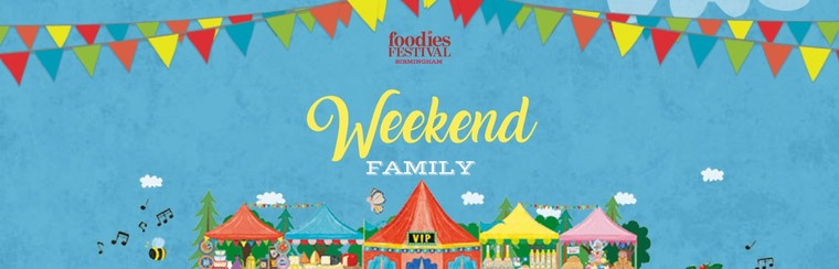 Weekend Family Ticket