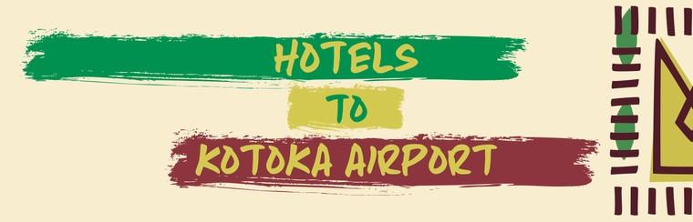 I'Way One-Way Transfer - Hotels to Kotoka Airport