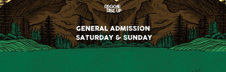 GA 2-Day Ticket (Saturday & Sunday)