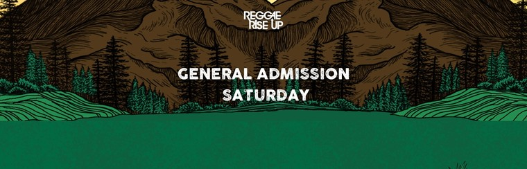 GA Saturday Ticket