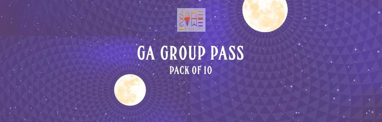 GA Group Pass - Pack of 10 (15% off)