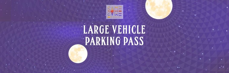 Large Vehicle Parking Pass (20ft or more)