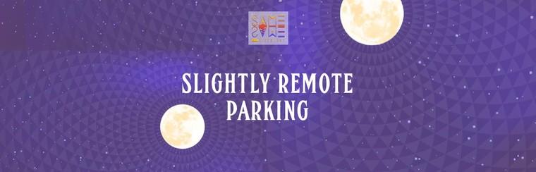 Slightly Remote Parking