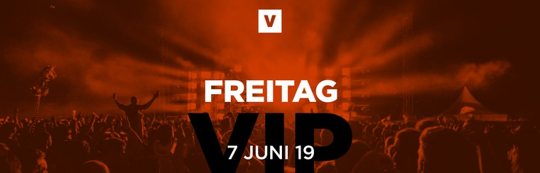 One Day VIP Ticket - Friday