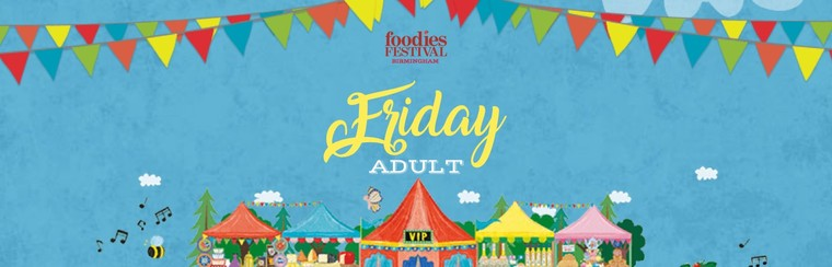 Friday Adult Ticket