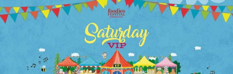 Saturday VIP Ticket