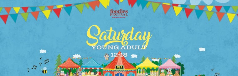 Young Adult (12-18) Saturday Ticket