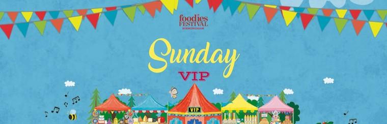 Sunday VIP Ticket