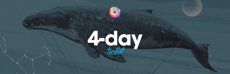 4-Day Regular Ticket