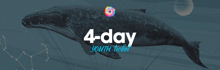 4-Day Regular Ticket Youth (16-24 years old)