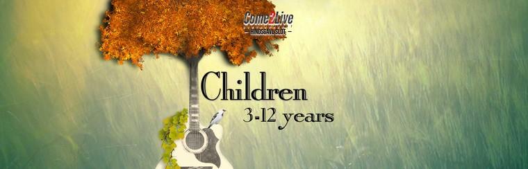 Children (3-12 years) Ticket