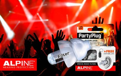 Alpine Hearing PartyPlug