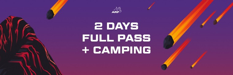 2-Tagespass + Camping