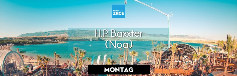 Monday Ticket | H.P Baxxter @ Noa