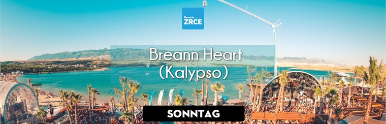 Sunday Ticket | Breann Heart @ Kalypso