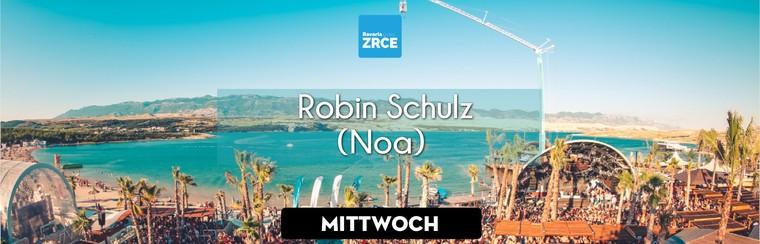 Wednesday Ticket | Robin Schulz @ Noa