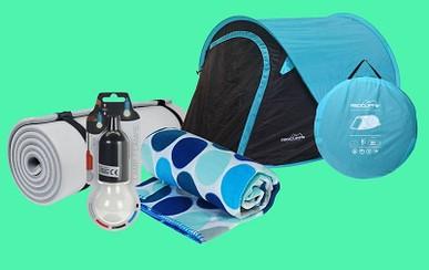 Camping Set Basic