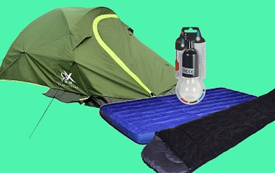 Camping Set Deluxe