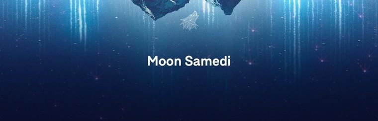 Billet Samedi - Moon
