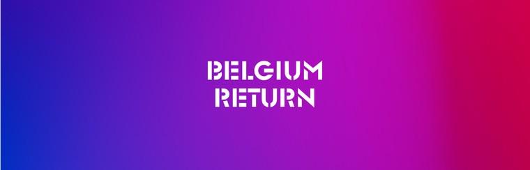 Retour België