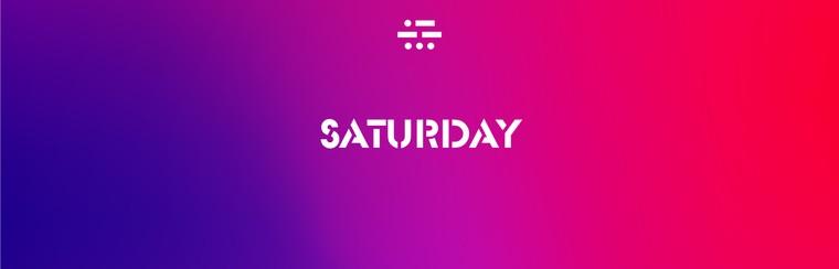 DGTL Saturday Ticket