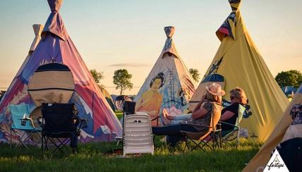 DGTL Camping Pack - Festipi + Shuttle