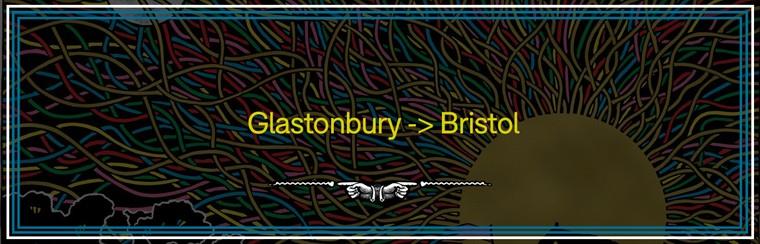 Glastonbury to Bristol Coach Travel