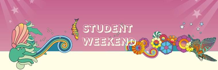 Student Weekend Ticket