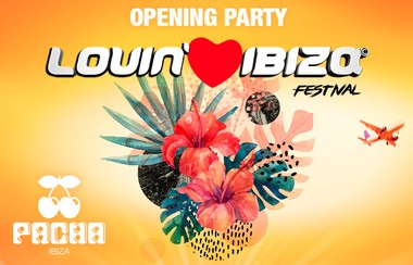 Lovin' Ibiza Opening Party Ticket @Pacha