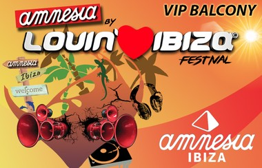 Lovin' Ibiza VIP Ticket @Amnesia