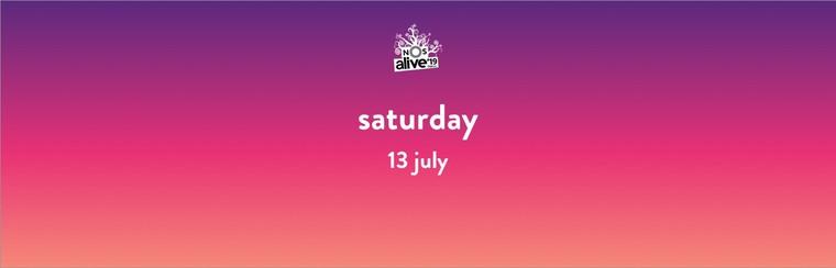 Tagesticket Samstag, 13. Juli
