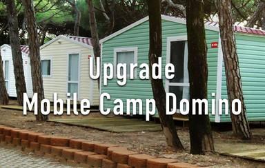 Upgrade Mobile Camp Domino