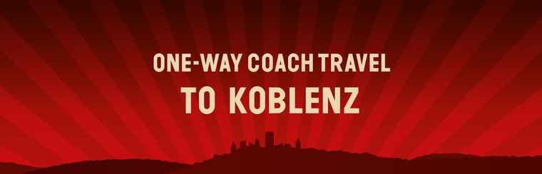 Outbound Coach Travel to Koblenz