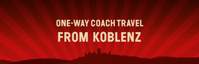 Inbound Coach Travel from Koblenz