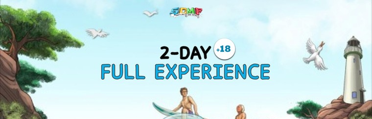 Full Experience Pass (2-Day) - 18+