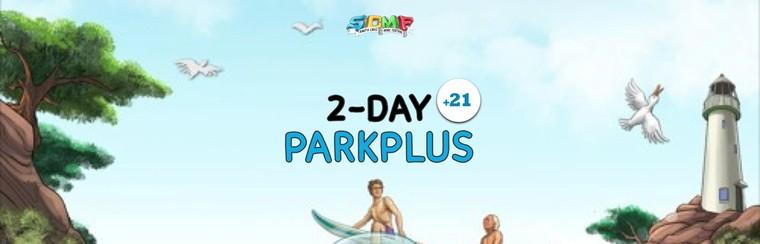ParkPlus Pass (2-Day) - 21+