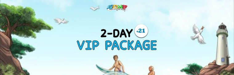 VIP Package (2-Day) - 21+