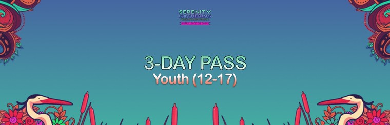 3-Day Pass - Youth (12-17)