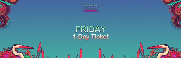 1-Day Ticket (Friday)