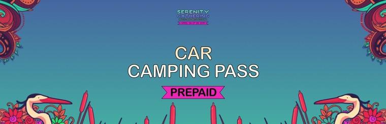 Prepaid - Car Camping Pass