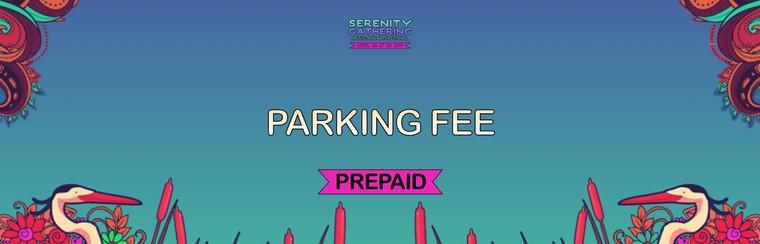 Prepaid - Parking Fee