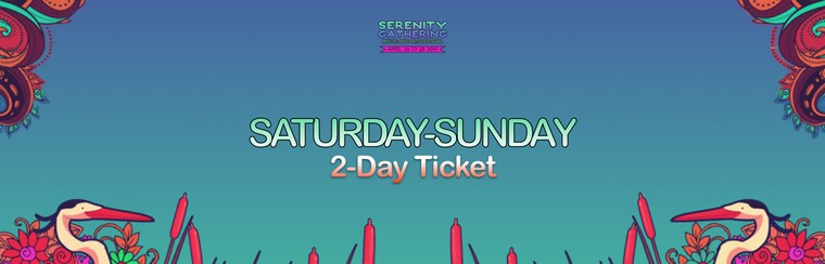 2-Day Ticket (Sat-Sun)