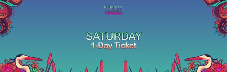 1-Day Ticket (Saturday)