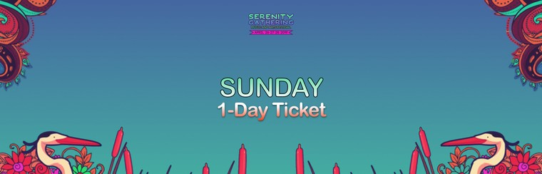 1-Day Ticket (Sunday)
