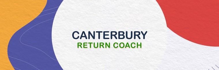 Canterbury Return Coach