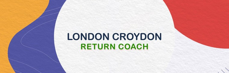 London Croydon Return Coach