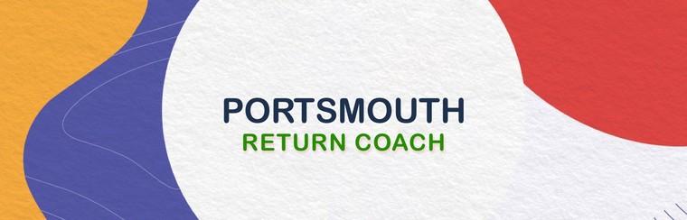 Portsmouth Return Coach