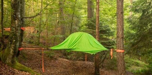 Tentsile-Zelt | Standard-Unterkunft