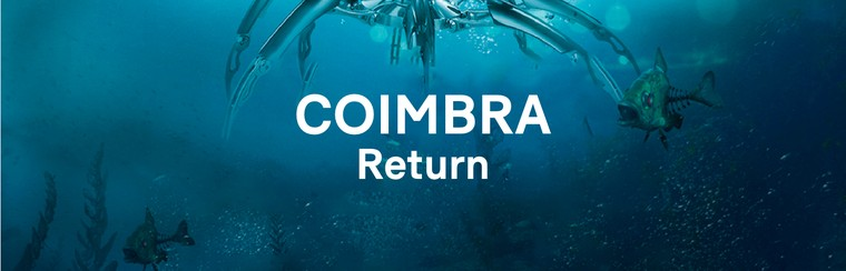 Coimbra Return Coach Travel