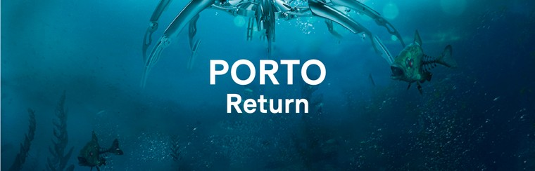 Porto Return Coach Travel